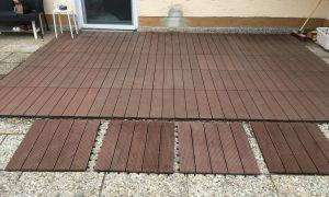 74 Frisch Terrassenfliesen Wpc