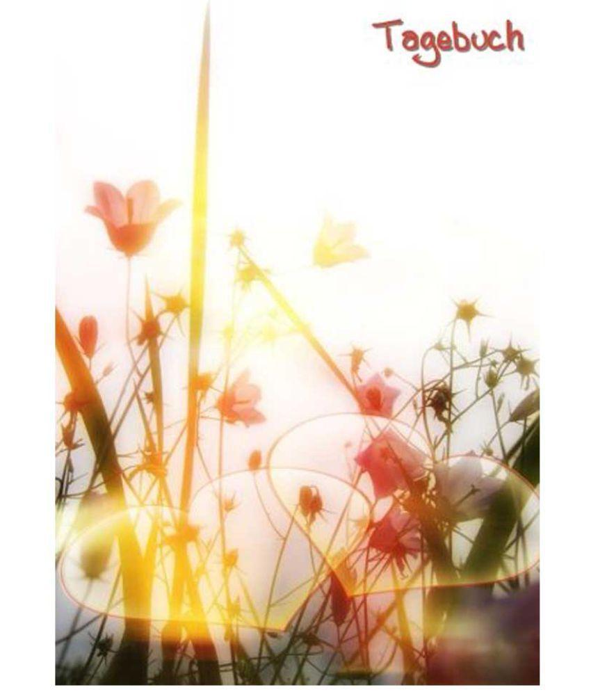 Tagebuch Herzen und Blumen DIN SDL 1 da3fe