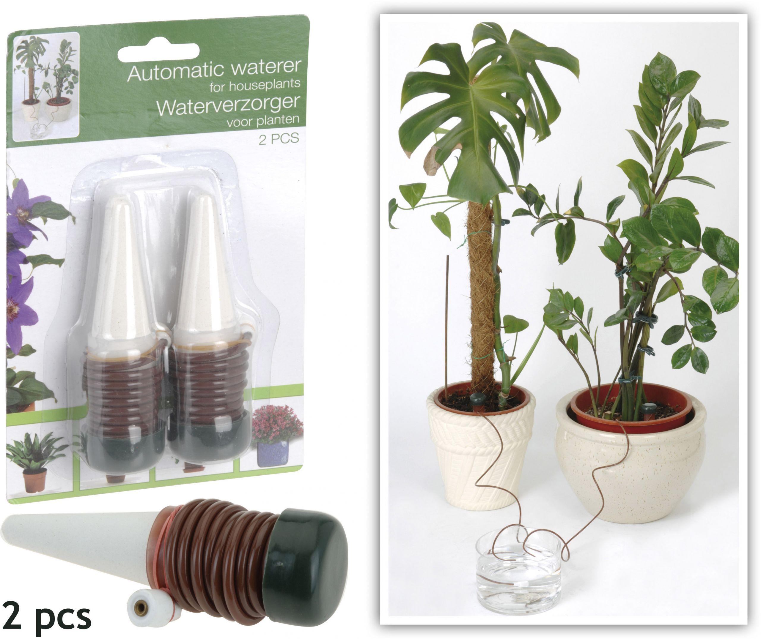 Wasserspender Garten Neu Wasserspender Für Pflanzen 2 Stück