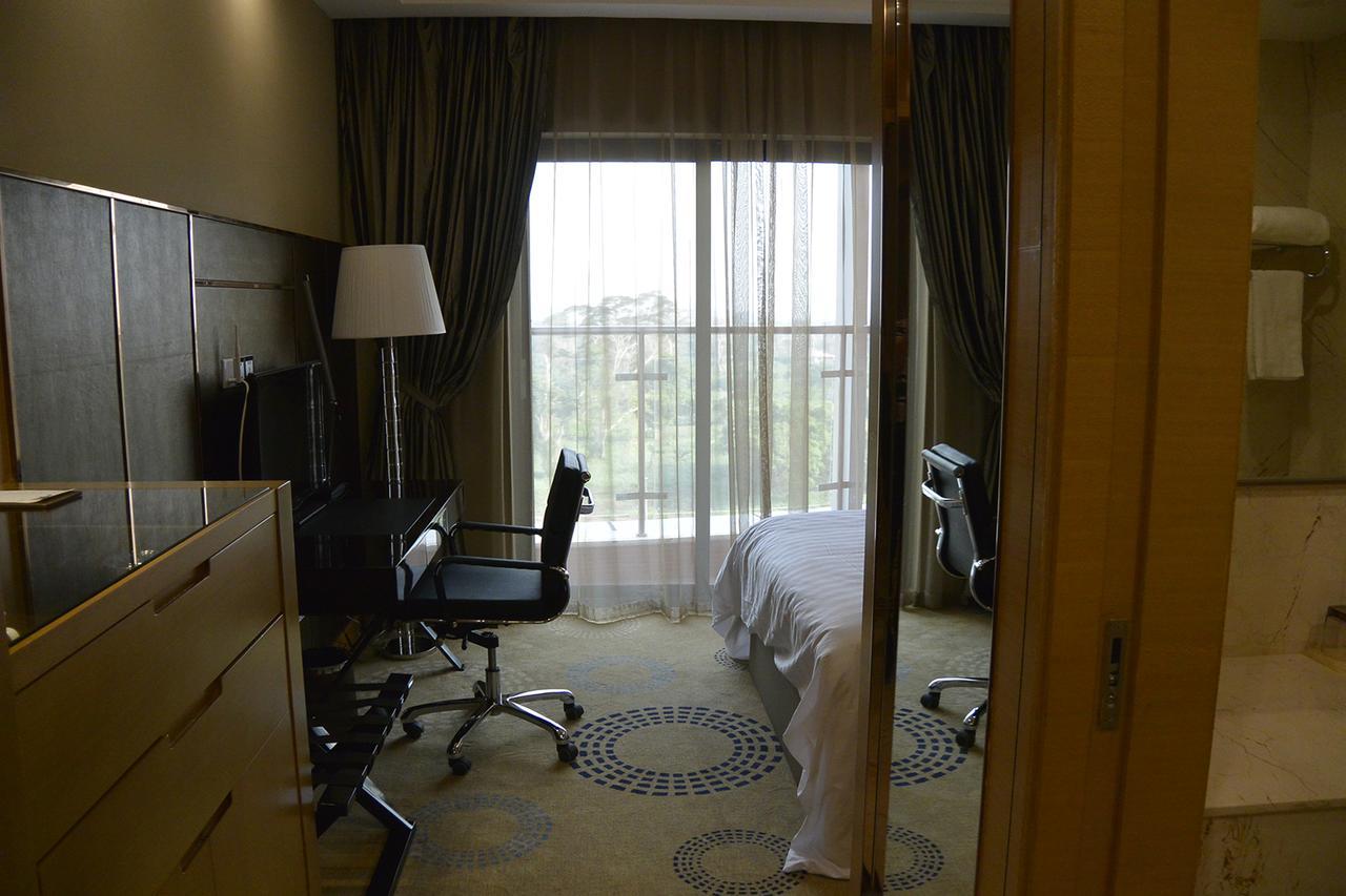 Wasserspender Garten Schön Hotel anda China Malabo Equatorial Guinea Booking