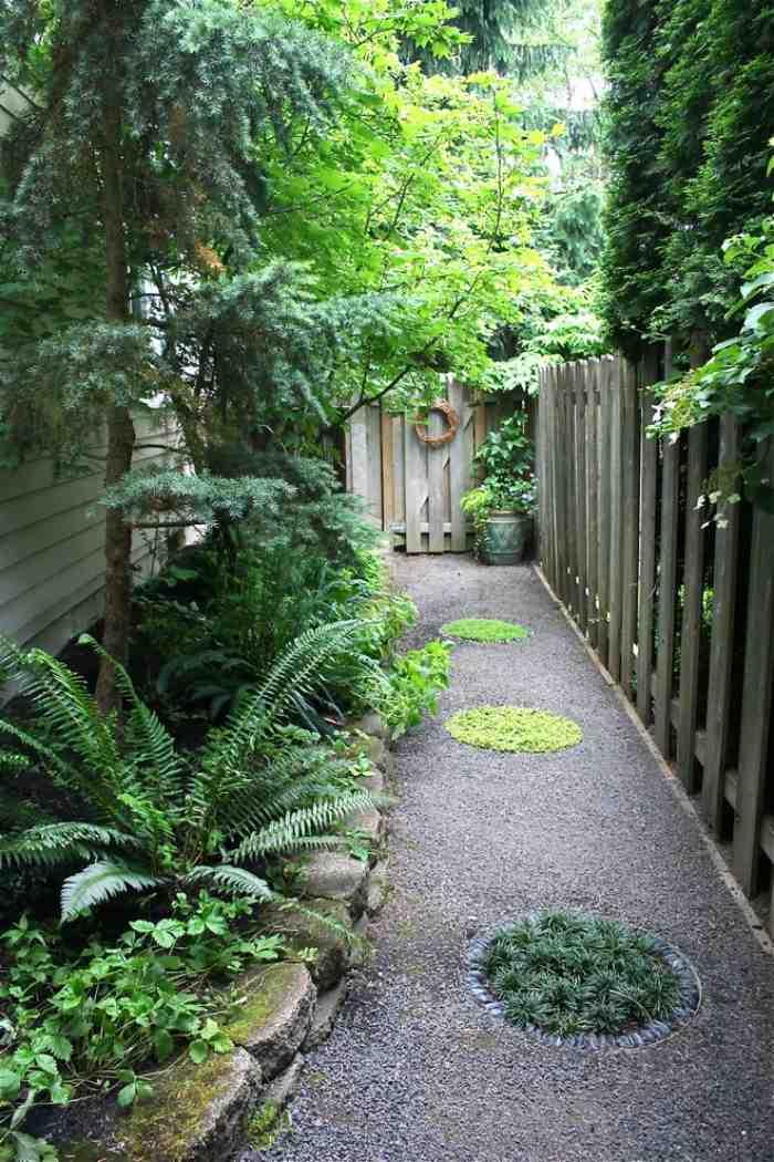 Wege Im Garten Anlegen Schön Kleinen Garten Mit Viel Grün Und Duftenden Blumen Gestalten