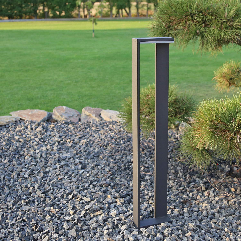 Wegeleuchten Garten Best Of Beleuchtung Design Außenstandleuchte Anthrazit Led Designer
