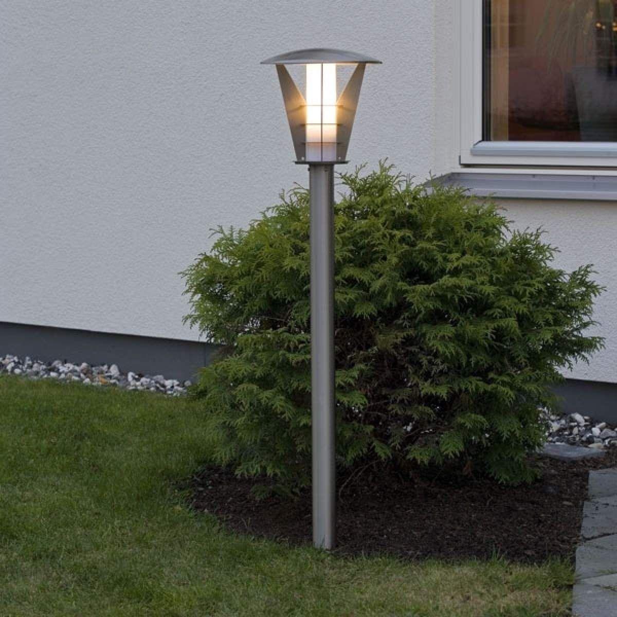 Wegeleuchten Garten Einzigartig Larissa Moderne Edelstahl Wegeleuchte
