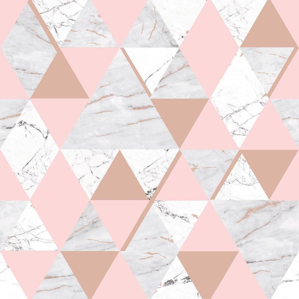 Wegeleuchten Garten Genial Tapety Muriva Caden Geometric Triangle Taupe Metallic