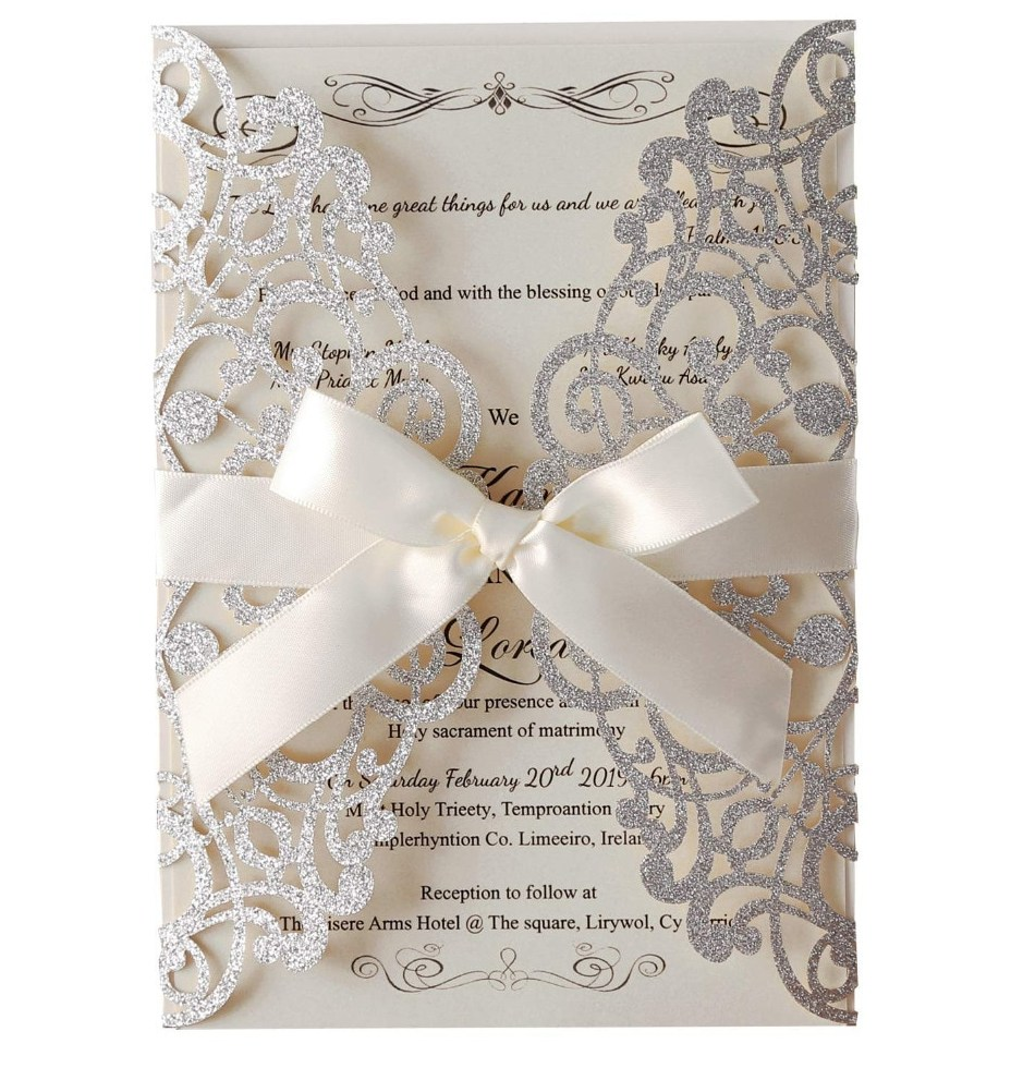Wegeleuchten Garten Genial top 10 Wedding Card Laser Invitation Cut Near Me and
