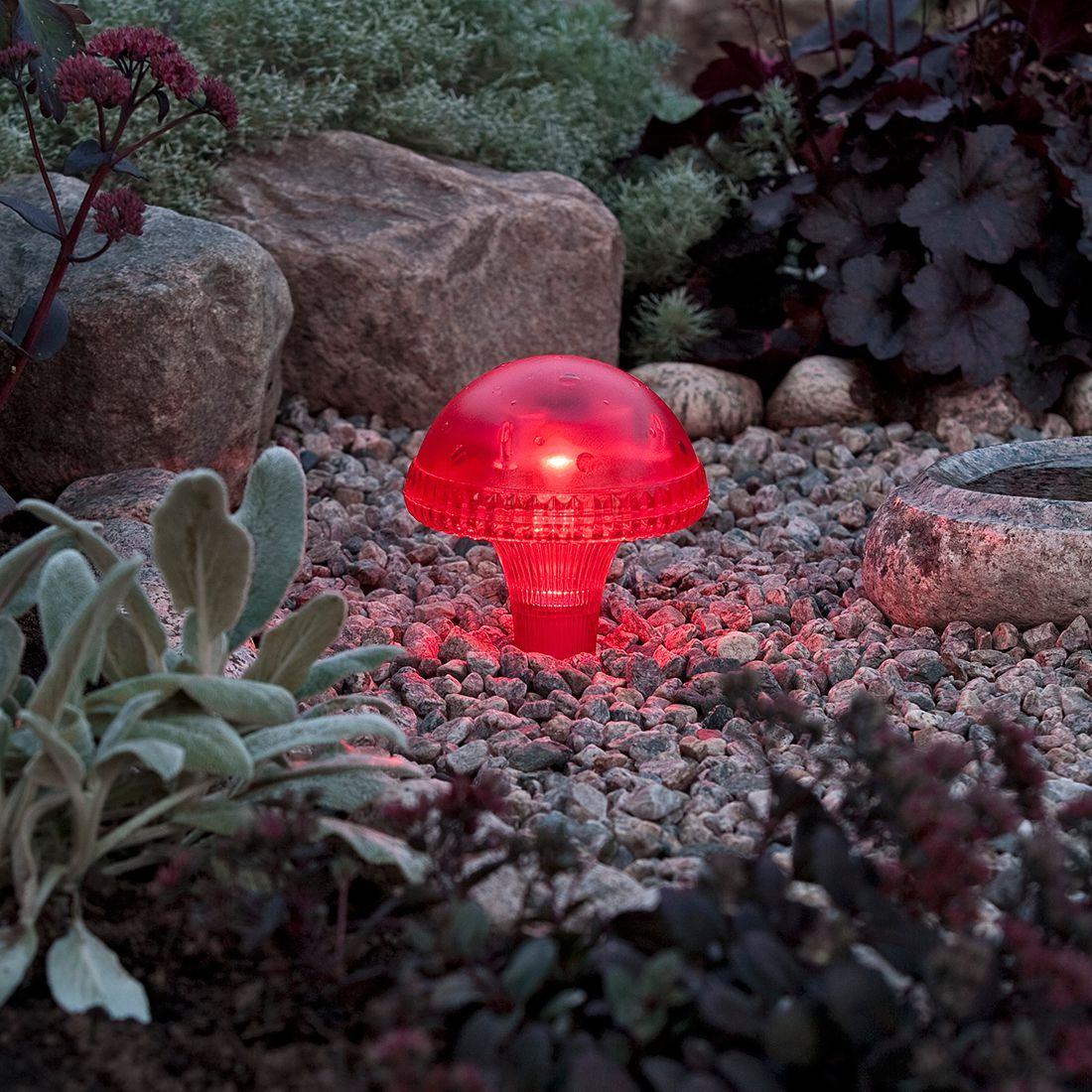 Wegeleuchten Garten Luxus Led Aussenleuchte assisi Pilz