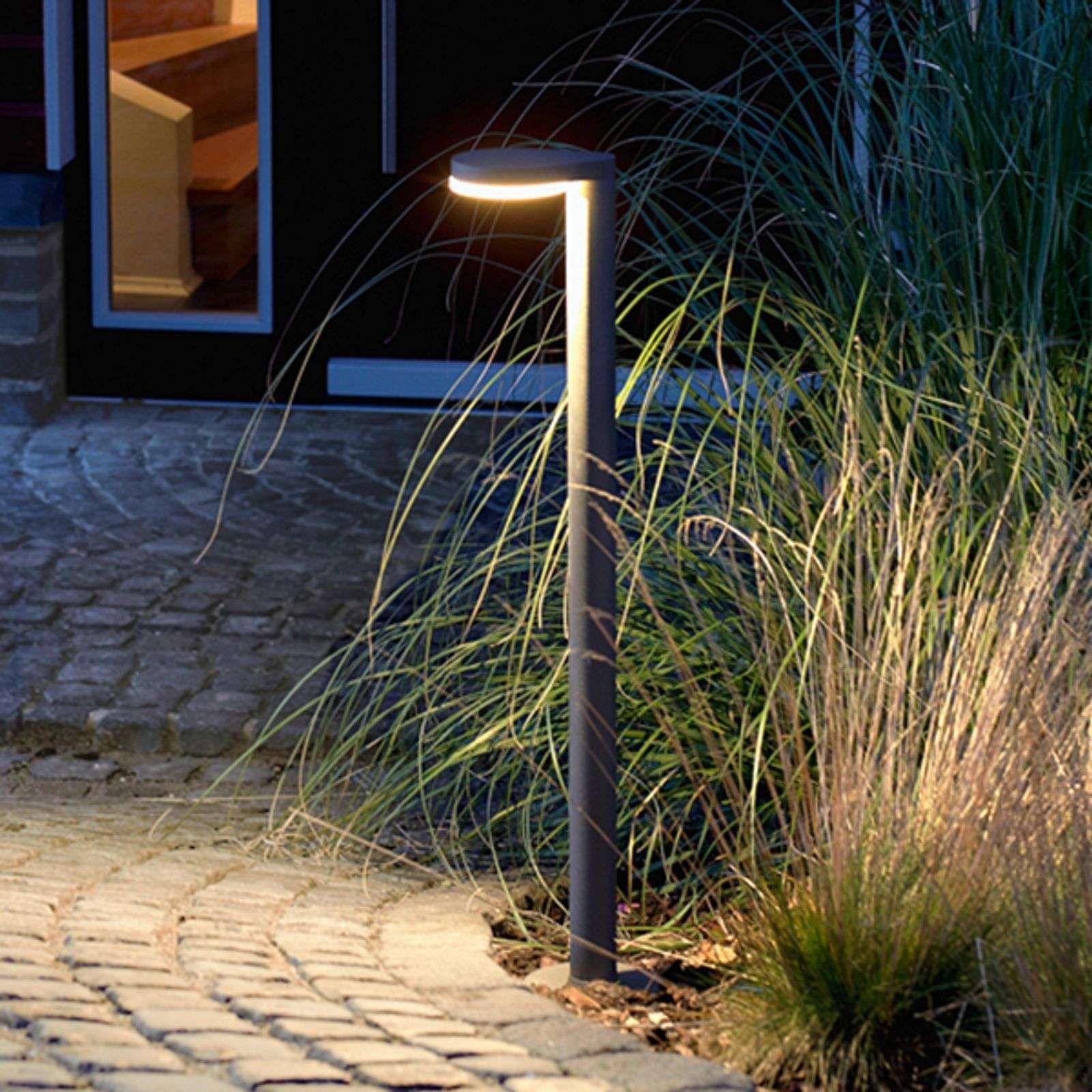Wegeleuchten Garten Schön Tario Modern Designte Led Wegeleuchte