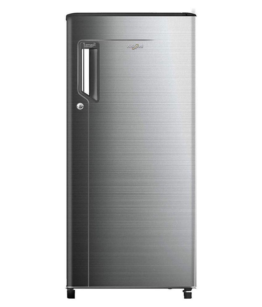 Whirlpool Garten Test Best Of Whirlpool 185 Ltr 3 Star 200 Impc Prm 3s Single Door Refrigerator Steel