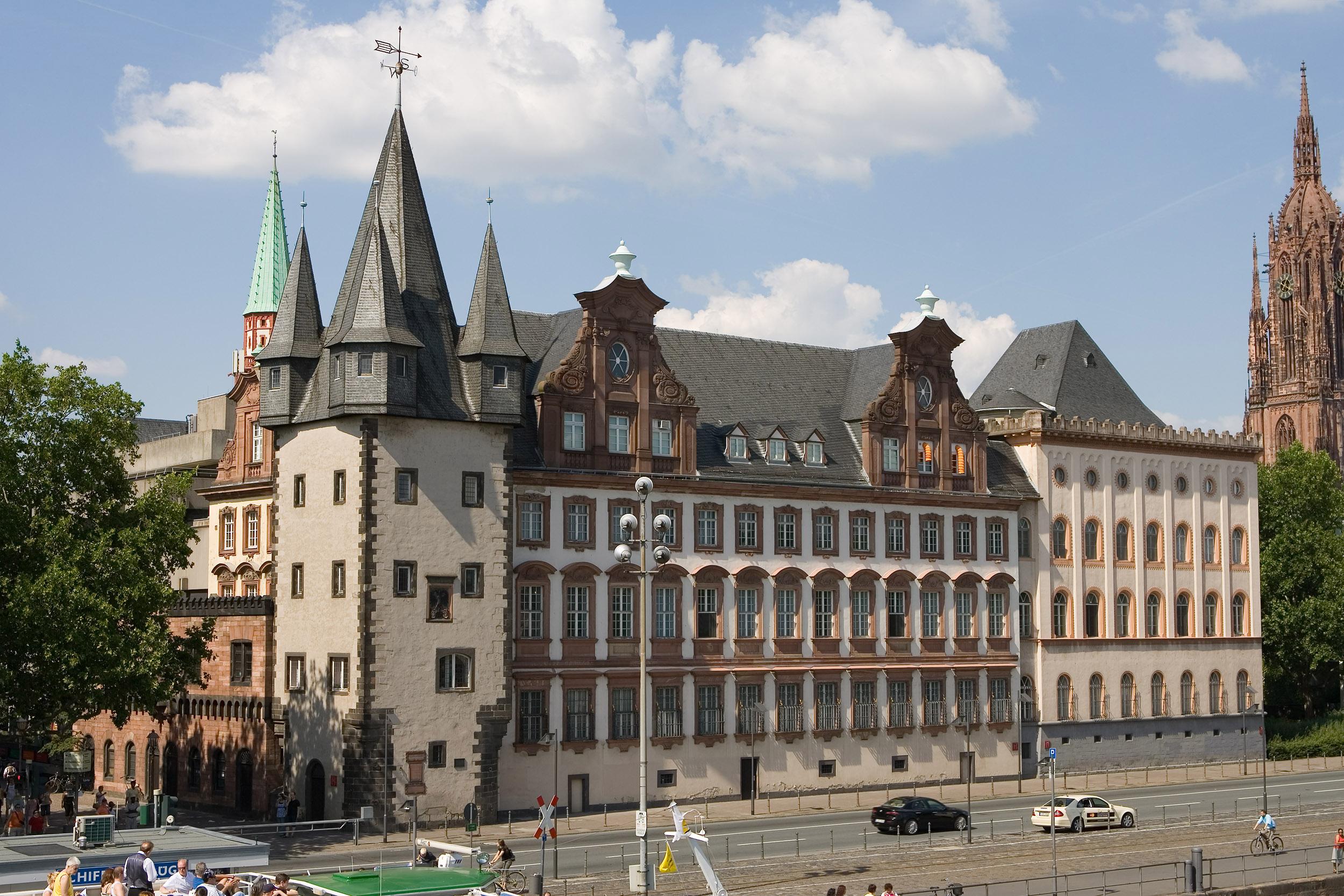 Frankfurt Am Main Saalhof 2007